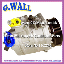 G.W.- 10S17C-1PK-130 Air Conditioning Compressor for Mitsubishi Pajero 3.2