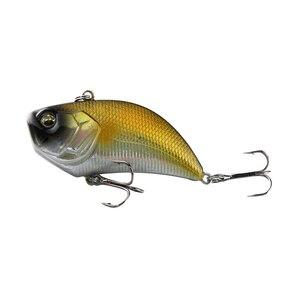 Image 5 - Leurre de pêche rigide vibrant en plastique ABS avec yeux 3D, matériel de pêche, Wobblers, avec hochet bruyant, 12g, 5.2cm, 1 pièce