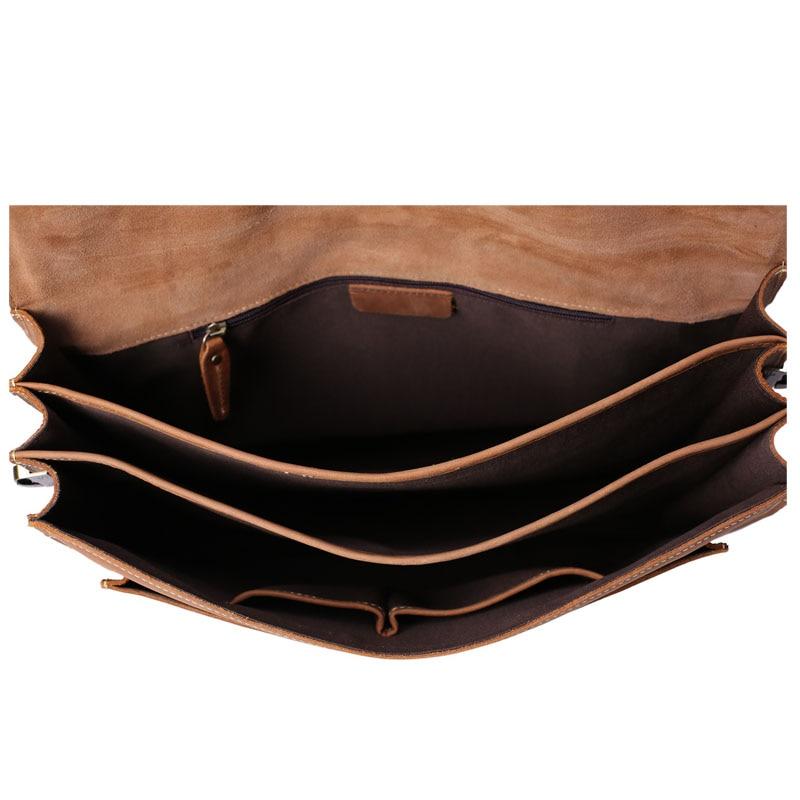 ROCKCOW Veshmbathje prej rrobash të bëra me dorë Virtual çanta - Çanta biznesi - Foto 5