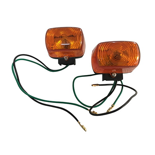 For <font><b>HONDA</b></font> <font><b>AF58</b></font> AF52 <font><b>ZOOMER</b></font> YAMAHA BWS100 Motorcycle Scooter Front/Rear turn signal Motorcycle turn signal light image