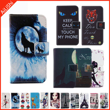 Fundas Flip PU Leather Cover Shell Wallet Etui Skin Case For Irbis SP514 SP511 SP571 SP510 SP57 SP453 SP56 SP46 SP551 SP06 SP05 image