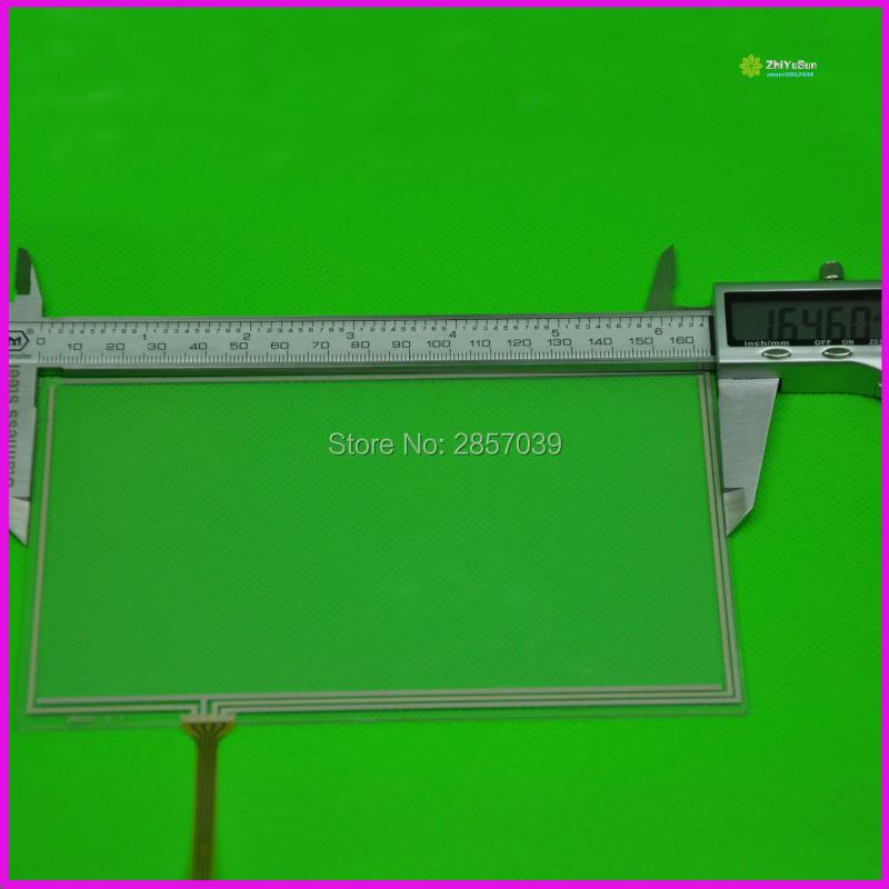 7inch 4 Tel Universal LCD Sensor Ekran Paneli Digitizer Avtomobil GPS - Planşet aksesuarları - Fotoqrafiya 2