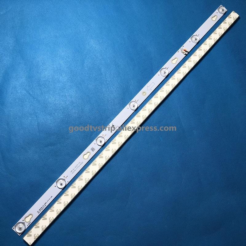 Image 4 - LED Backlight Lamp strip For TCL TV TCL L32F3303B YHA 4C LB320T YHL LVW320CSOT E227 32HR330M07A2-in LED Bar Lights from Lights & Lighting
