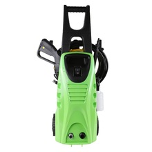 Mason High Pressure Washer Garden Cleaning Machine 1900PSI 1.32GPM Car Wash High Pressure Cleaner Car Washer with Foamer