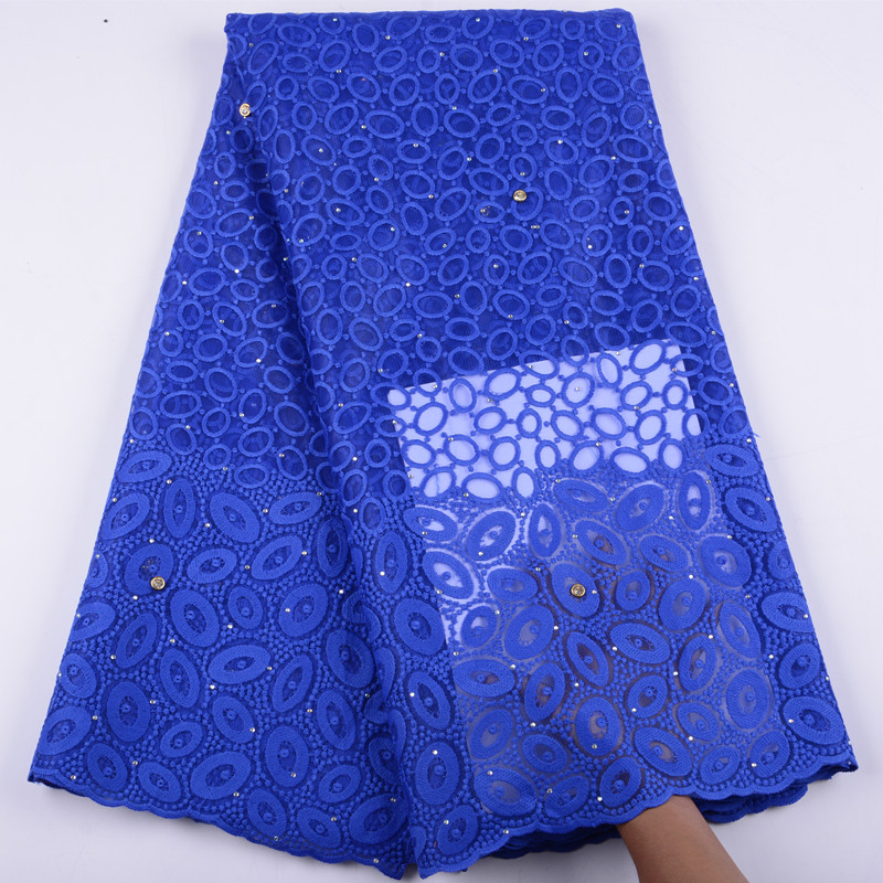 African Lace Fabrics High Quality 2019 Nigerian Lace Fabric For Wedding African French Tulle Lace Fabric