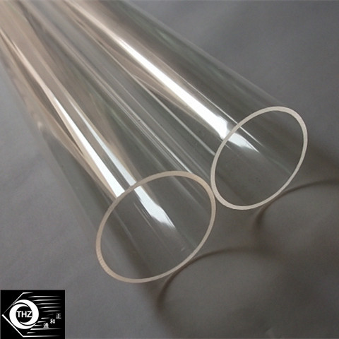 Acrylic Tube Clear (55/52) OD55x1.5x1000mm Extruded Plastic PMMA Transparent Pipe Home Improvement Can Custom Any Size