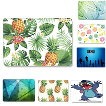 Leaf Animal Pattern Hard Case for Macbook Air Pro 11 12 13 15 Cover Apple Mac 11.6 13.3 Shell Sleeve Bag