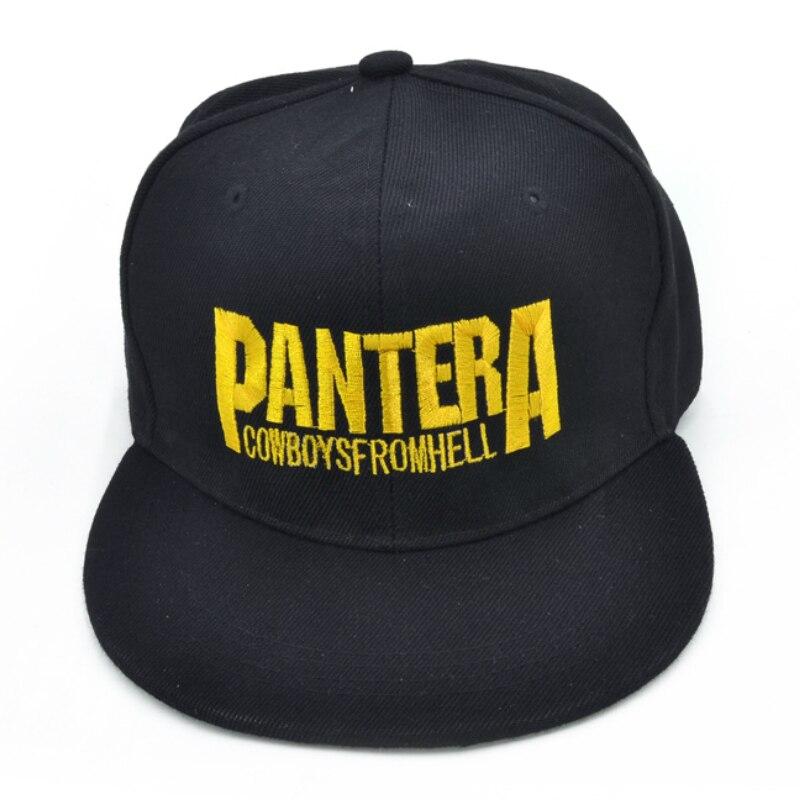 Beanie Knit Cap Pantera Heavy Metal Rock Band Logo Fashion Boys//Girls