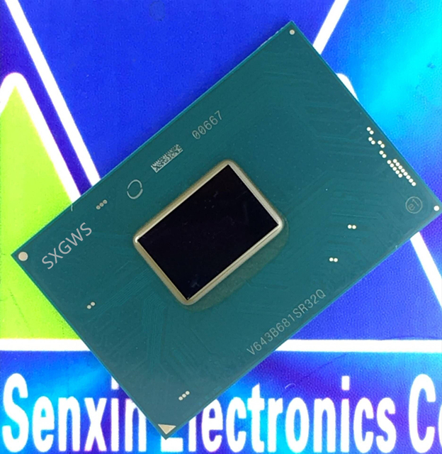 Free Shipping 100% tested I7 7700HQ SR32Q  BGA chip with ball tested Good Quality