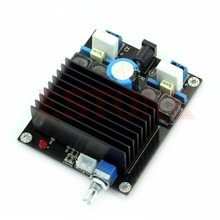 OOTDTY J34  New DC20V to DC36V TDA7498 100W+100W Class D High Power Amplifier Board