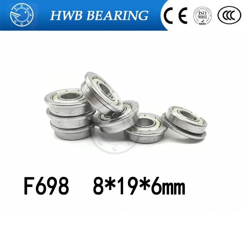 10X 688ZZ Miniature ball bearings Metal Double Shielded Ball Bearing 8x16x5mm YL