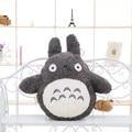 Free Shipping 28cm Soft Plush Toy Doll Cute Totoro Hayao Miyazaki Large Pillow Cushions Cartoon Doll Birthday Gift