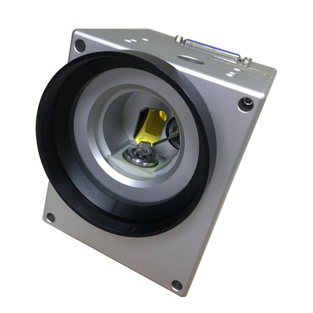 1064nm Fiber Laser Scanning Galvo Scanner Head Digital Galvanometers Input Aperture 10mm Galvanometer Scanner With Power Supply