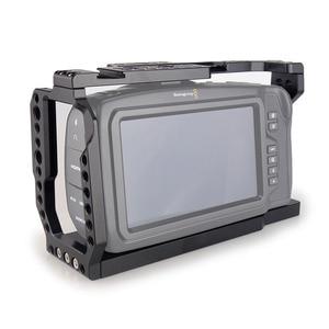 Image 5 - Magicrig bmpcc 4 k 카메라 케이지 blackmagic 포켓 시네마 카메라 bmpcc 4 k/bmpcc 6 k 마운트 마이크 모니터 led 라이트