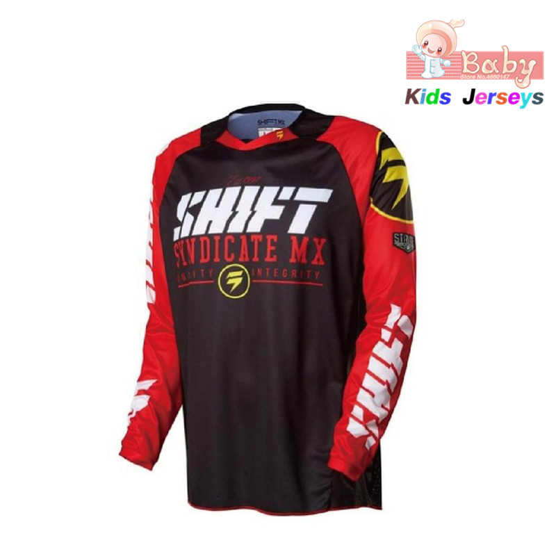 2019 New kids Downhill Jersey Motocross Long Sleeve Moto Jersey MTB Cycling Clothing MX DH Motocross Racing Downhill jersey2019 New kids Downhill Jersey Motocross Long Sleeve Moto Jersey MTB Cycling Clothing MX DH Motocross Racing Downhill jersey
