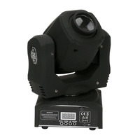 Hot sell newest design 60W china mini led spot moving head light 60W gobo moving heads lights super bright
