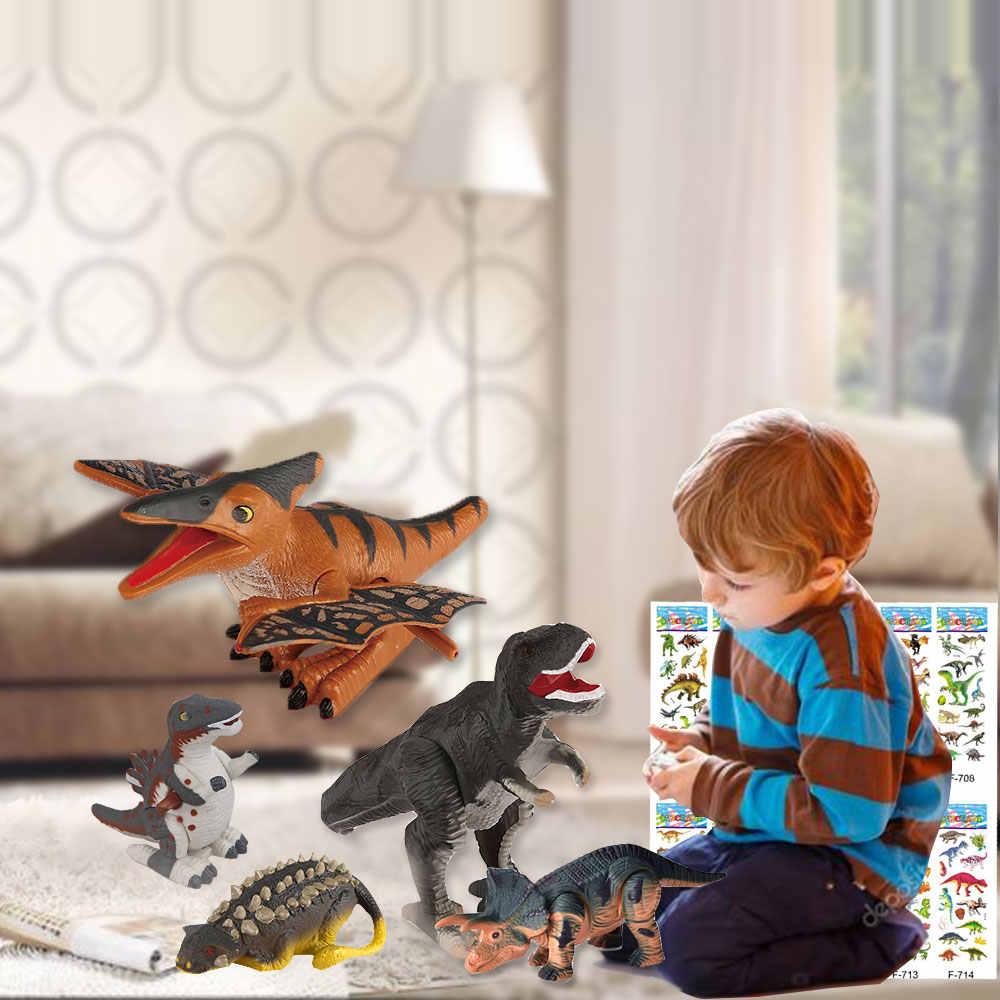 Hot Jurassic Simulatie Dinosaurus Speelgoed Keten Baby Jongen Meisje Verjaardagscadeau Kronkelende Dinosaurus Speelgoed voor Kinderen, Kinderen, baby Puzzel Speelgoed