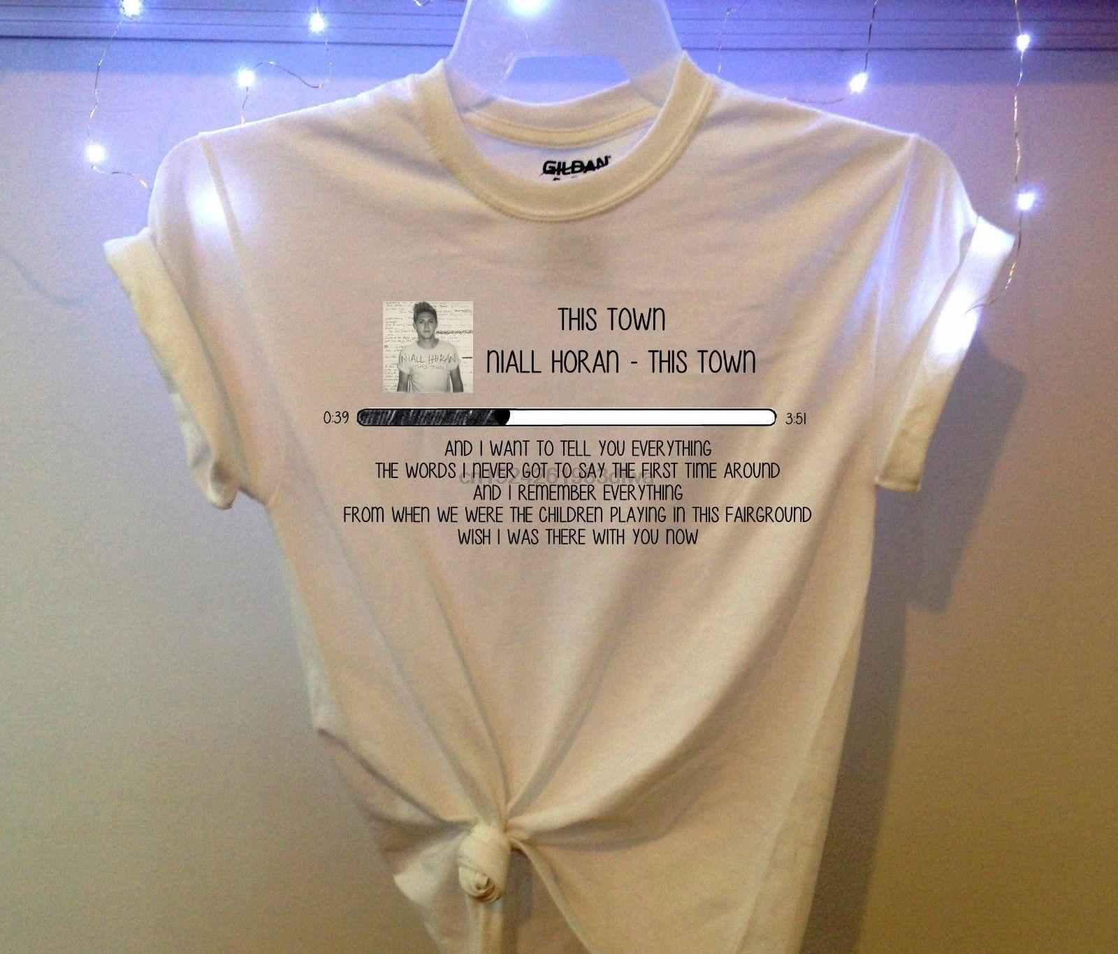 T-shirt ONE DIRECTION BAND harry zayn niall Bambino Bambina maglietta maglia
