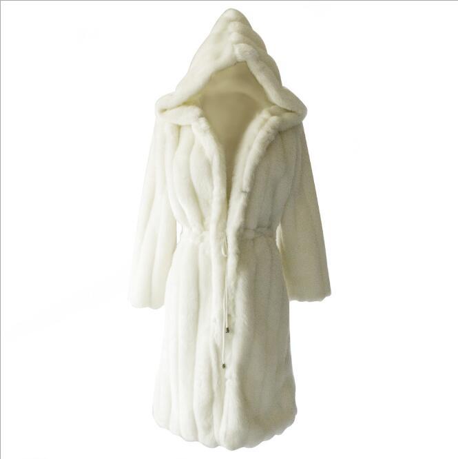 2017 autumn and winter new fashion fur coat imitation wool temperament high-end fur coat