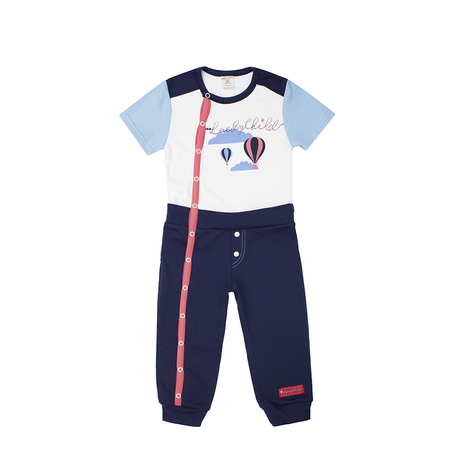 Jumpsuit Lucky Child for boys 35-1 Children's clothes kids