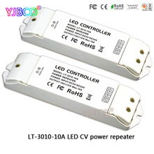 LTECH LT-3010-10A CV LED CV power repeater(amplifier) accept PWM control 10A*1CH output DC5-24V for single color strip