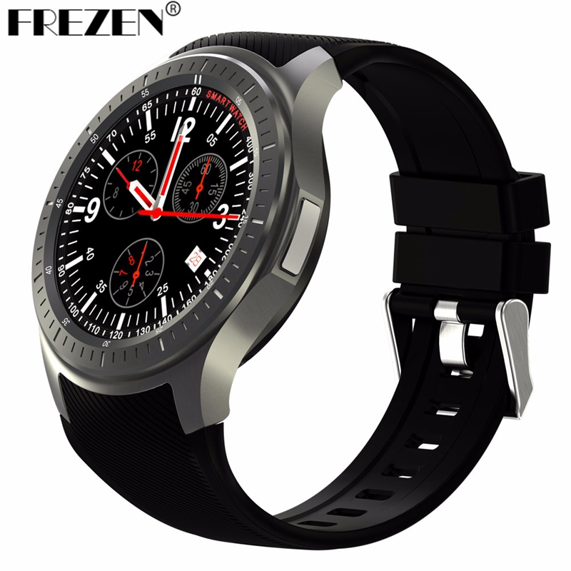FREZEN Smart Watch DM368 Android 5.1 Support 3G Wifi Bluetooth 4.0 Heart Rate Monitor SmartWatch For IOS Android PK KW88 X200 L4 мобильный телефон t smart smart g18 3g 200