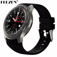 FREZEN Smart Watch DM368 Android 5.1 Support 3G Wifi Bluetooth 4.0 Heart Rate Monitor SmartWatch For IOS Android PK KW88 X200 L4