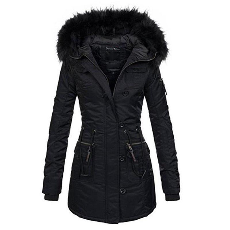 Rosetic Harajuku Goth ผู้หญิง Outerwear Coat Faux Fur Plus ขนาดฤดูใบไม้ร่วง Windproof Hooded V คอ Punk ฤดูหนาวซิป basic-ใน แจ็กเก็ตแบบเบสิก จาก เสื้อผ้าสตรี บน AliExpress - 11.11_สิบเอ็ด สิบเอ็ดวันคนโสด 1