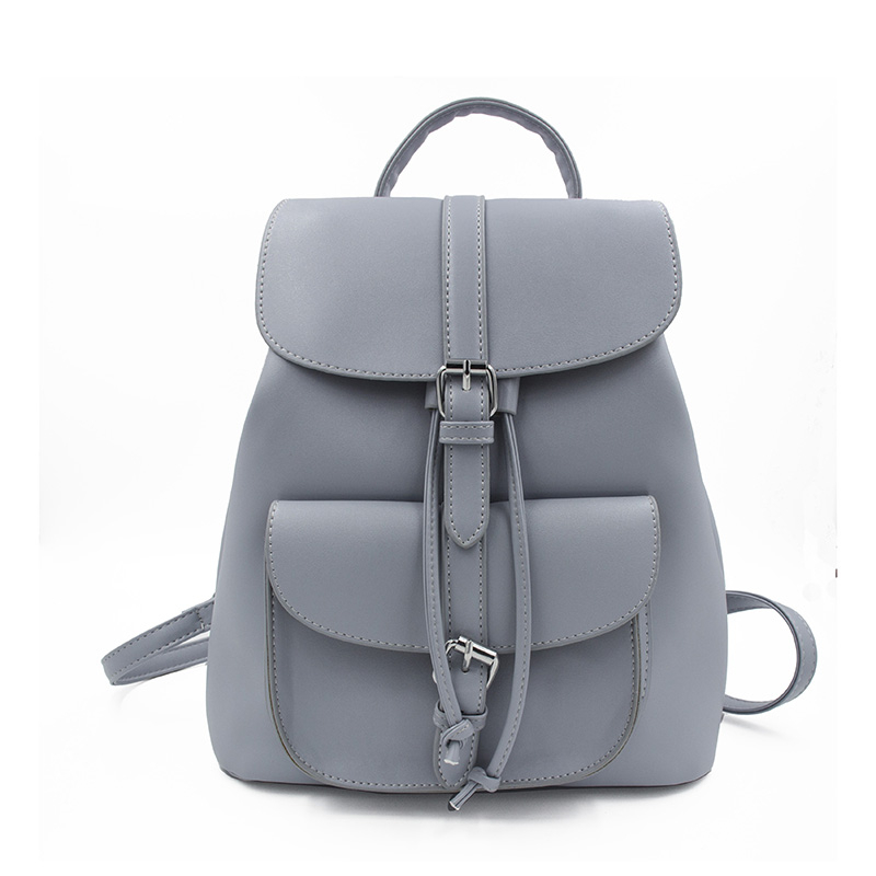 LEFTSIDE Women's Drawstring PU Leather Backpack School bags Teenage Girls Backpacks for Women High quality ladies Bagpack 2016 fashion women waterproof pu leather rivet backpack women s backpacks for teenage girls ladies bags with zippers black bags