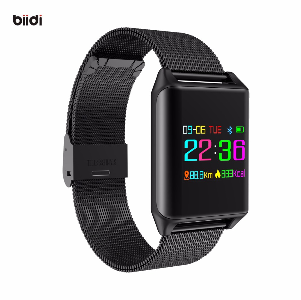 2018 M7 colorful OLED screen sport smart band IP67 waterproof support heart rate blood pressure predometer PK xiomi mi Band 2