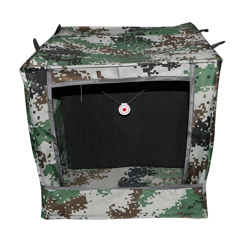 camo box 40 40cm oxford cloth slingshot target shooting case catapult shooting 1pc in bow. Black Bedroom Furniture Sets. Home Design Ideas