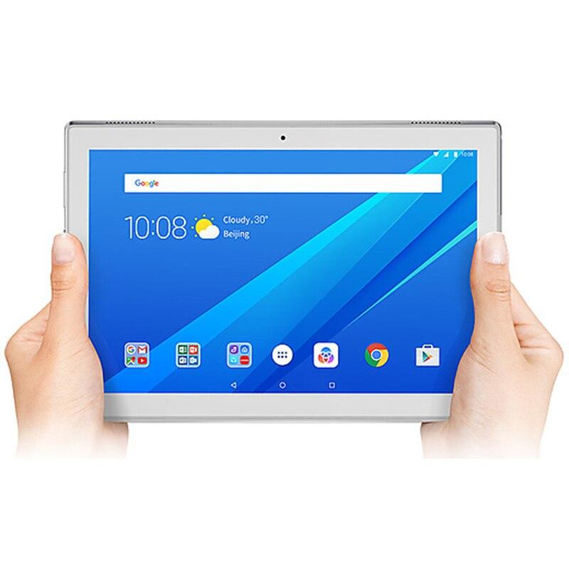 Nouveaux produits original Lenovo Tab4 10.0 pouces Android 7.1 TAB 4 X304N LTE tablette PC tablettes Qualcomm 8917 2G 16G 1280x800 IPS