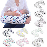 Kids Pillow Memory U Shaped Positioner Prevent Head Anti Roll Pillow FOR Baby Boy Girl