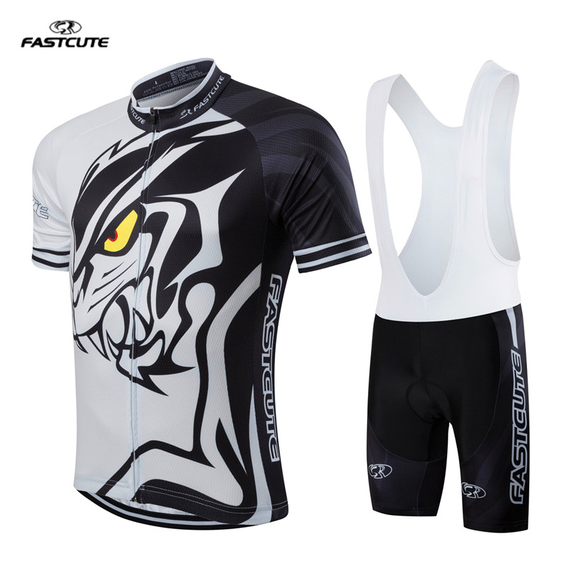 New Team Men Cycling Jersey Ciclismo ropa Bike Jerseys set Bycicle clothing short sleeve summer Ciclismo maillot