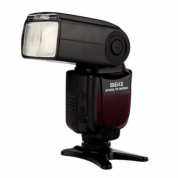 цена на Meike MK930 II Flash Light Speedlite DSLR Camera Flashes Photo Such As For Nikon D610 D5300 Canon 400D 550D as yongnuo YN-560 II