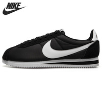 Original New Arrival 2018 NIKE CLASSIC CORTEZ NYLON Men's Running Shoes Sneakers