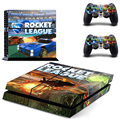 PS4 Stickers Skin Rocket League For Playstation 4 Console+2 Controllers Skin Decals