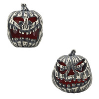 Diy Jewelry 925 Sterling Silver Beads Halloween pumpkin For Jewelry Making Charms Fit Original Troll Bracelet& Necklace Gift