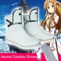 Stock Zapatos de Espada Arte Online Asuna Cosplay