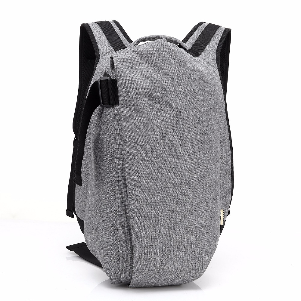 Multi-function Waterproof Large Capacity Men 14 Inch Laptop Backpack for Macbook Pro 13 inch School Bags for Teenager