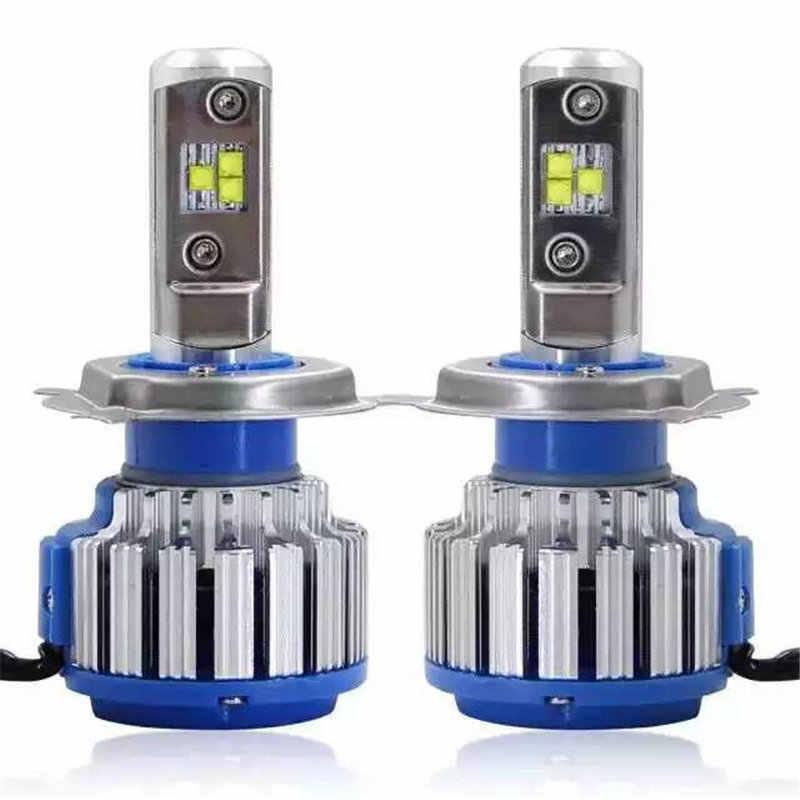 GSPSCN 2 Bulbs/Set 8000LM LED Headlight Car Light H7 H1 H3 H11 9006/HB4 9005/HB3 H27/880 9012 Front Car Bulbs H11 Fog Lamps