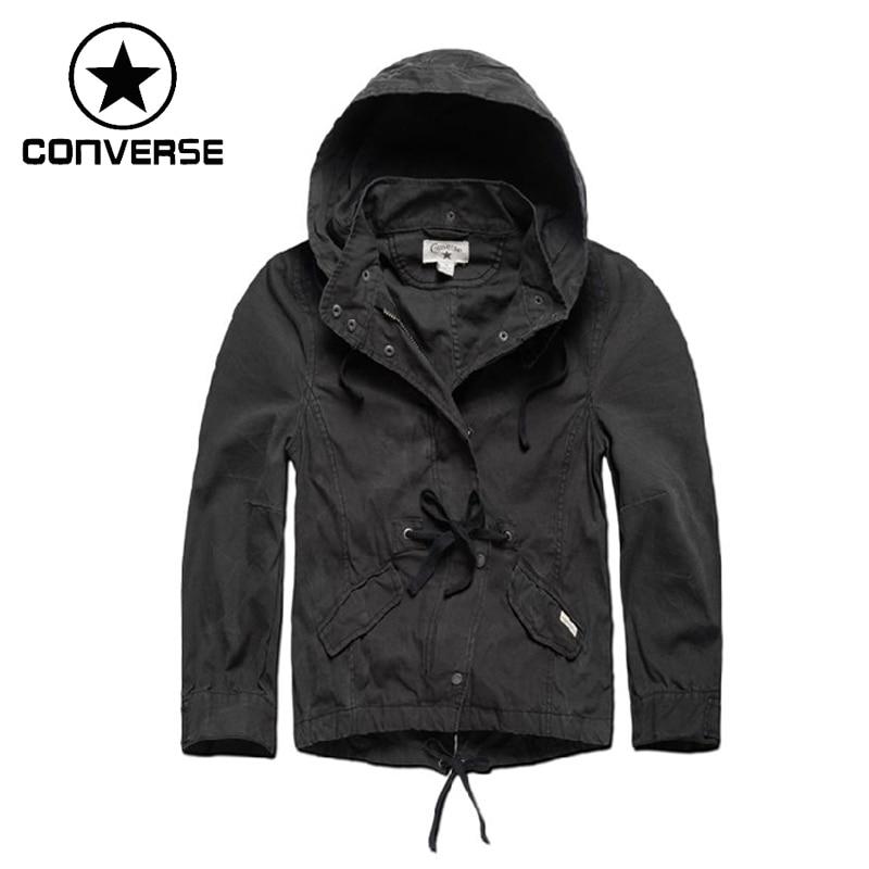 ФОТО Original Converse women's jacket Hooded sportswear