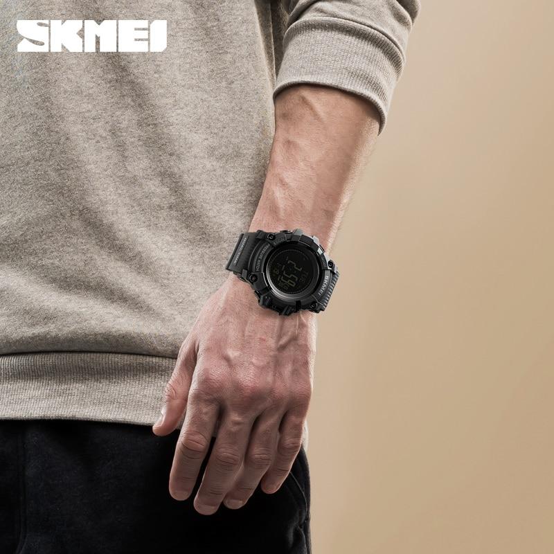 SKMEI Deportes al aire libre Relojes Para hombre Podómetro Calorías - Relojes para hombres - foto 3