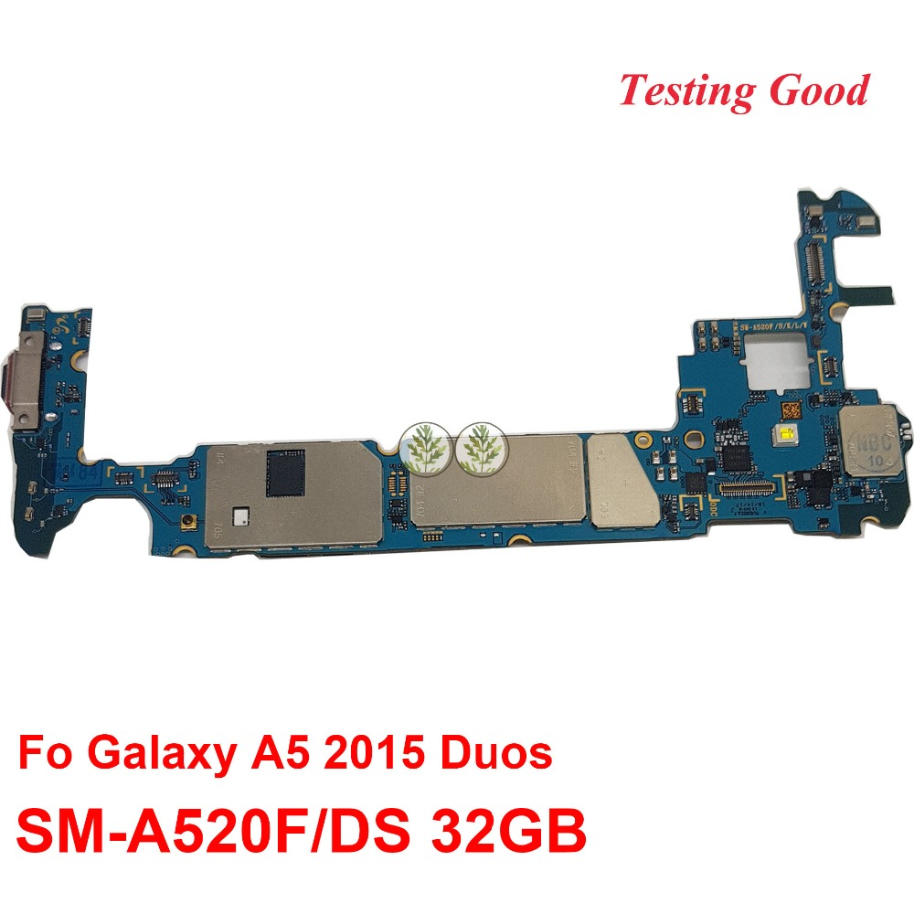 Tehxv Original Unlocked Main Motherboard Replacement For Samsung Galaxy A5 A7 2017 A520FD A720FD A520F A720F
