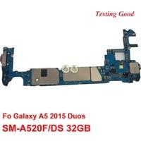 Tehxv Original Unlocked Main Motherboard Replacement For Samsung Galaxy A5 A7 2017 A520FD A720FD A520F A720F Single & Dual Sim