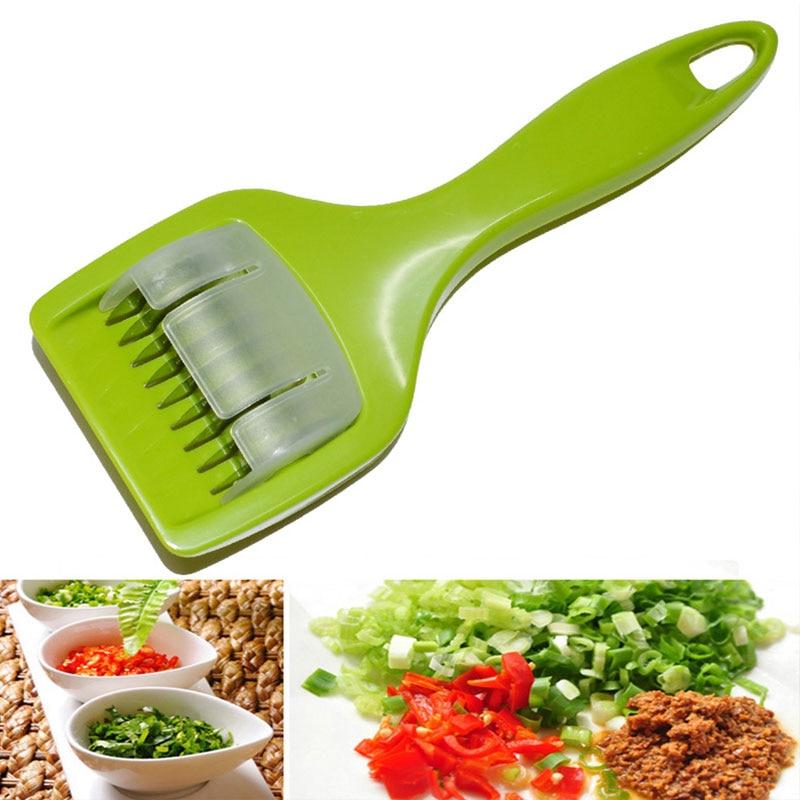 Multifunction Onion Chopper Scallion Slicer Garlic Cutter Kitchen Gadgets