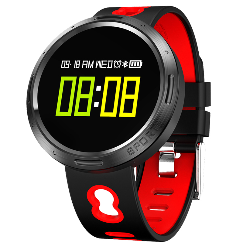 2018 New Smart Watch Bluetooth Waterproof Men Women Bracelet Fitness Tracker Continuous Heart Rate Monitor Pedometer Wristband adorare cd10 smart watch women men bluetooth heart rate monitor fitness tracker smart bracelet pedometer sport wristband