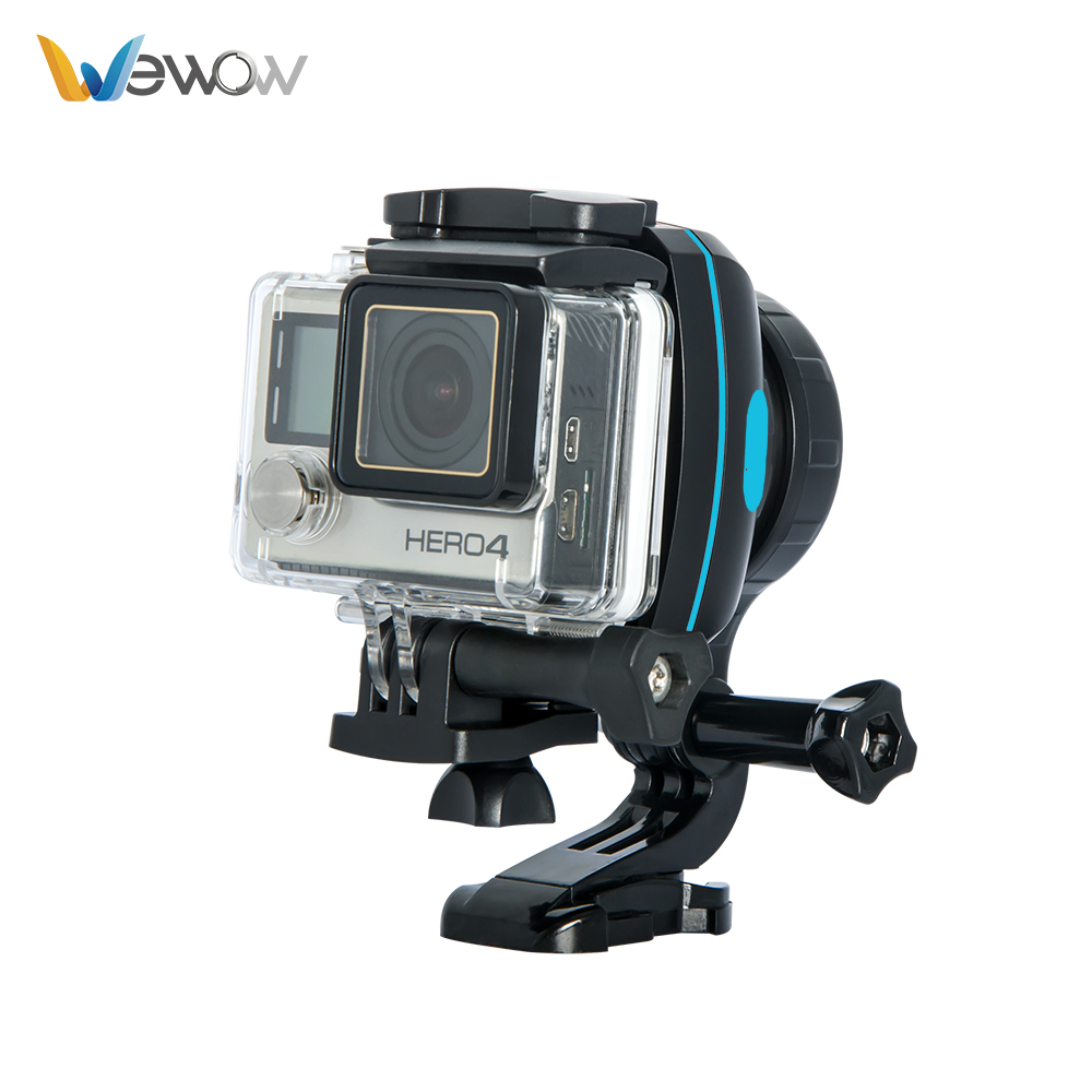 Cadiso X1 Sport Pro Wearable Gopro 1 axis Gimbal Stabilizer for font b Smartphone b font