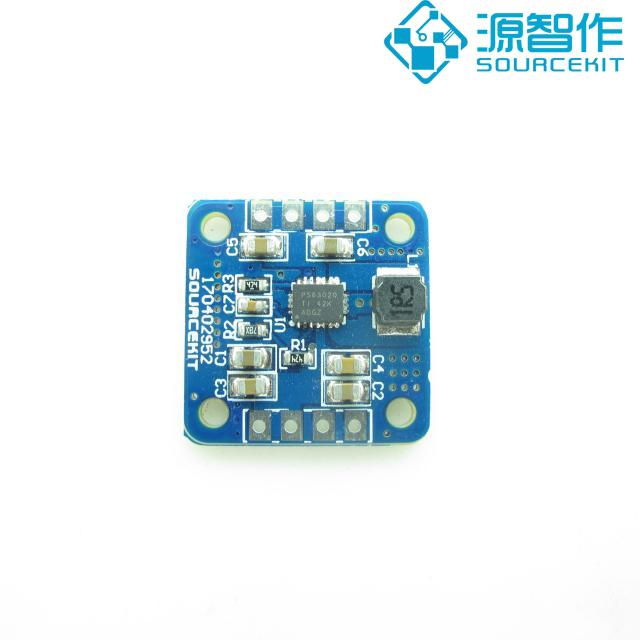 TPS63020 Lithium Single Cell Buck Regulator Module, DC Switching Module, Stable Output 5V3V34V2 qca200a60 sanrex 200a500v 2 cell darlington module