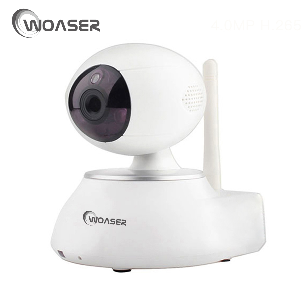 WOASER 720P Wireless Wifi IP Camera Pan Tilt IR-Cut Home Security Camera Night Vision CMOS CCTV Network IP Camera Phone Control sacam cctv home security wifi wireless ip camera pan tilt hd 720p ir cut night vision with two way audio ptz network webcam